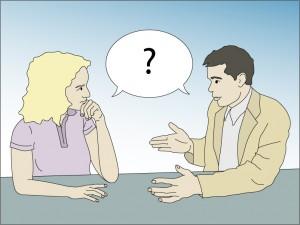 Intervjuandets konst är inte lätt.
