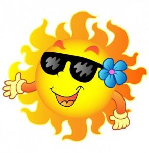 glad-sol-med-solglasogon-och-blomma-tecknad-illustration_279-13422