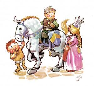 Hästprinsen.