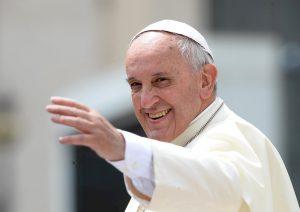 Påve Franciskus besöker snart Sverige.