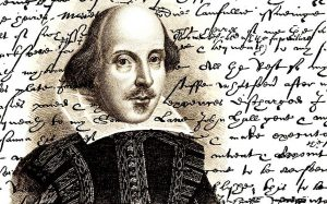 Dramatikern med stort D - William Shakespeare himself!